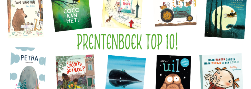 prentenboek top 10 2021